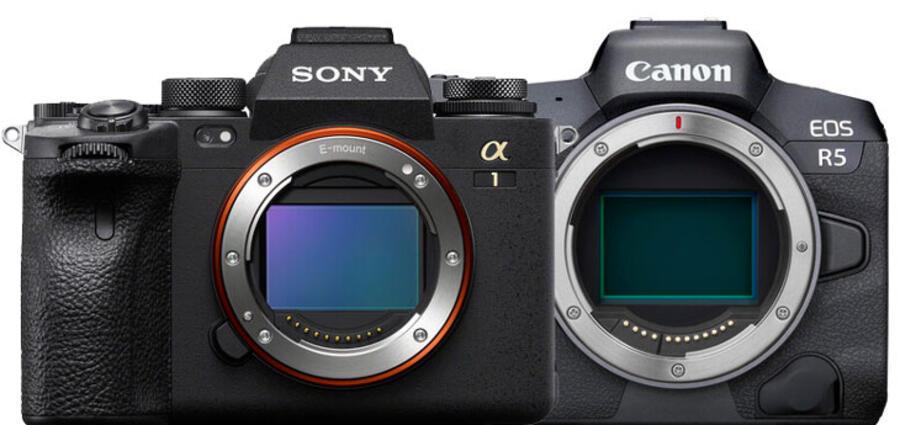 Sony A1 vs Canon EOS R5 8K Video Comparison