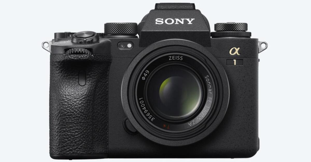 """Sony Alpha 1 Wins """"Best Full Frame Professional Camera"""" at TIPA World Awards 2021"""