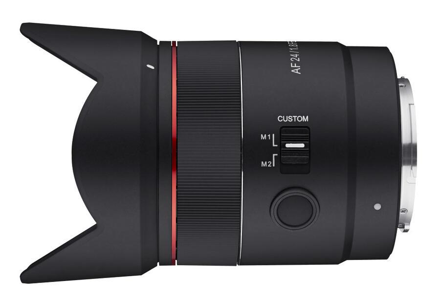 Samyang AF 24mm f/1.8 FE Lens now Available for Pre-order for $499