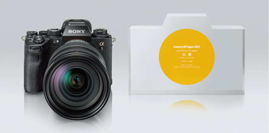 Camera Grand Prix 2021 Announced: Sony a1 wins the Camera of the Year