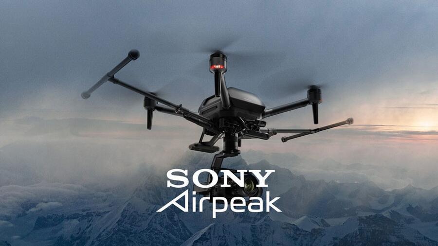 Sony Airpeak S1 Drone Announced
