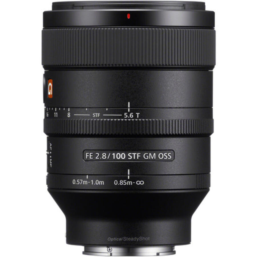 First Rumored Specifications of Sony FE 100mm f/1.4 GM Lens