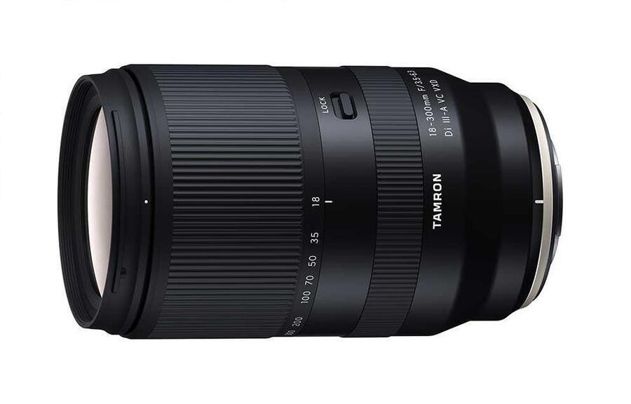 Tamron 18-300mm f/3.5-6.3 Di III-A VC VXD Lens Development Announced