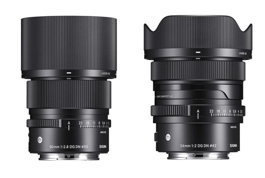 Sigma 24mm f/2 & 90mm f/2.8 DG DN Contemporary Lenses Officially Announced