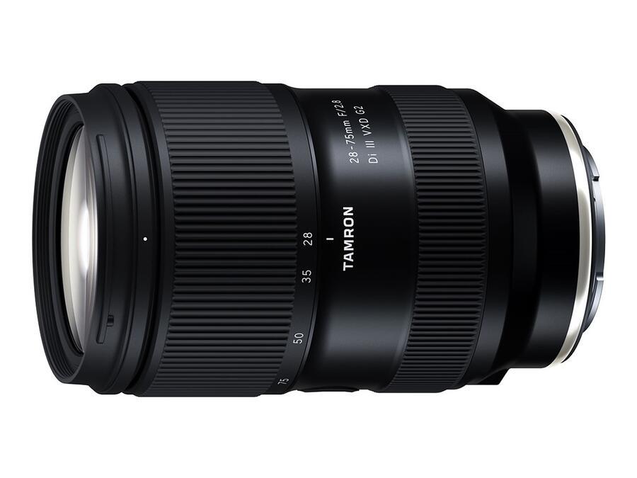 Tamron 28-75mm f/2.8 Di III VXD G2 Officially Announced