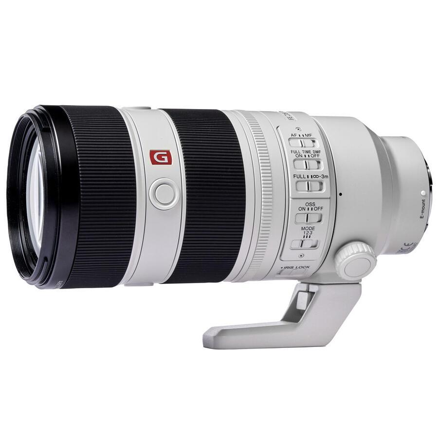 Additional Sony FE 70-200mm f/2.8 GM OSS II Lens Coverage